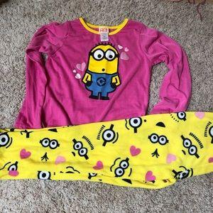 Other - Minion Pajama Set